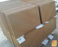 buff yellow sandstone for construction ornamental building