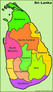 Sri Lanka On World Map by Sri Lanka Maps Maps Of Sri Lanka