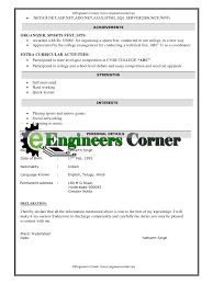 Resume Format Pdf For Ece Engineering Freshers by 6 Sample Military To Civilian Resumes U2013 Hirepurpose 100