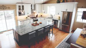 how to change the color of oak cabinets open and bright in joliet river oak cabinetry design