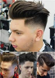 pompadour hair for kids 100 new men s haircuts 2018 hairstyles for men and boys