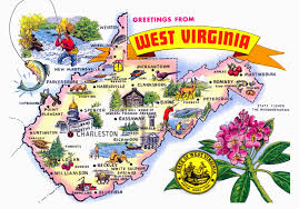 West Virginia County Map West Virginia State Maps Usa Maps Of West Virginia Wv