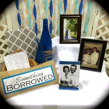something new something something borrowed something blue ideas bridal shower idea something something new something