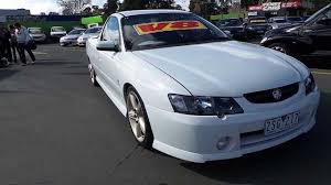 used 2003 holden commodore ss vy ute for sale car city ringwood