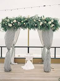 Bamboo Wedding Arch 23 Stunning Wedding Ceremony Arches And Backdrops Wedding Blog