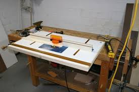bench mounted router table 11 steps with pictures