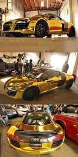 audi r8 gold solid gold audi r8 cars and bikes pinterest solid gold gold