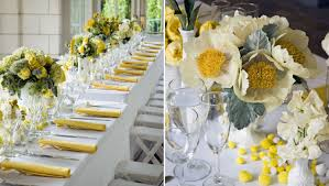wedding decorating ideas breathtaking accessories for yellow
