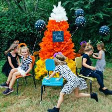 decorated halloween trees how to decorate a halloween tree diy
