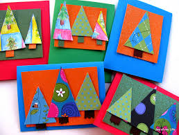 christmas cards for kids to make christmas lights decoration