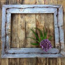 Picture Frames Made From Old Barn Wood Decor Unique Barnwood Frames For Natural Gallery Wall Idea