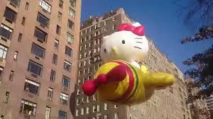 macy u0027s thanksgiving parade 2015 kitty float