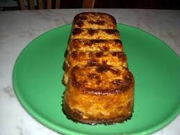 cuisiner courge recette de cake a la courge
