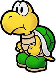 image koopa troopa paper mario series png ultimate gaming