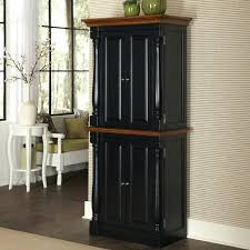 Free Standing Kitchen Pantry Furniture Kitchen Pantry Cabinets Bloomingcactus Me