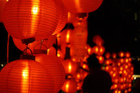 why do we carry lanterns during mid autumn festival