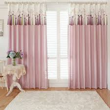 Dusty Pink Curtains Cute Curtain Holdbacks For Kids Bedroom Crowdbuild For