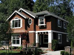 home plans for narrow lot spacious narrow lot craftsman 23059jd architectural designs