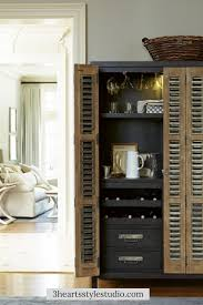are curio cabinets out of style locker libations cabinet 3 hearts style furniture collections