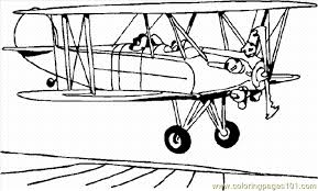 airplane coloring 07 coloring free air transport