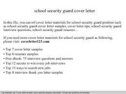 best executive security guard cover letter photos podhelp info