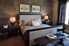 accent wall ideas for small bedroom elegant black velvet bench