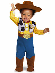 baby woody deluxe costume