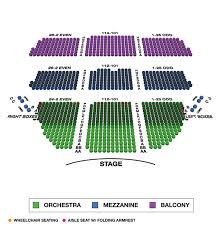 Winter Garden Seating Chart - cort theatre broadway seating charts