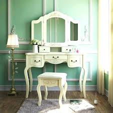Bedroom Makeup Vanity With Lights Vanity With Lights For Bedroom Makeup Vanity Brilliant Setup For