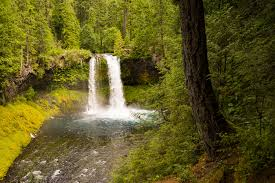 Oregon Waterfalls Map by 8 Lesser Known Exquisite Oregon Waterfalls You Need To Hike That