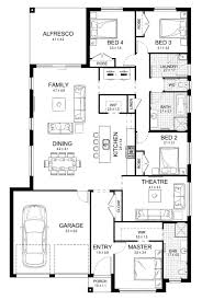 Porter Davis Homes Floor Plans New Home Builders Harmony 26 Single Storey Home Designs