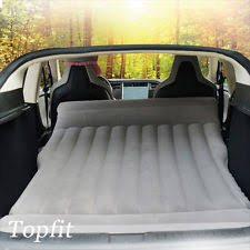 suv car camping bed inflatable travel air and pump mattress