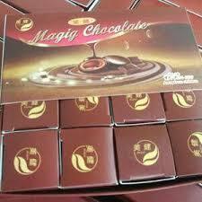 permen coklat perangsang wanita magic chocolate