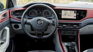 volkswagen inside volkswagen polo interior layout infotainment top gear