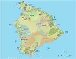 Map Of Hawaii Big Island Hawaii Landowners Map Major Hawaii Land Tracts
