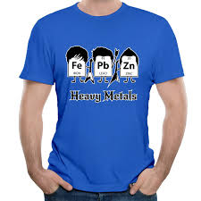 what are the heavy metals on the periodic table 2017 new heavy metals periodic table men s t shirt short sleeve