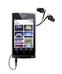 android mp3 player sony nwz z1050blk black 16gb android walkman mp3 mp4 player