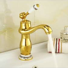 Gold Faucet Bathroom by Discount Chrome Gold Bathroom Faucets 2017 Bathroom Faucets Gold