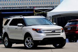 Ford Explorer Custom - 2011 ford explorer new video footage and photos from presentation