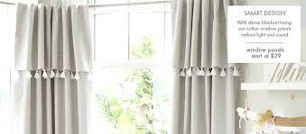 White And Grey Nursery Curtains Baby Nursery Curtains Mirak Info