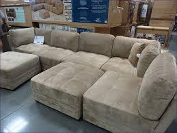 furniture fabulous low deep sofa gray leather reclining
