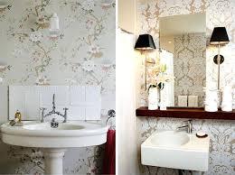 wallpaper bathroom designs best bathroom wallpaper designs wallpapers kargo