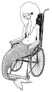 mermaid tattoo maybe by boobookittyfuck on deviantart