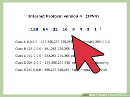 network class how to subnet a class c network 7 steps with pictures wikihow