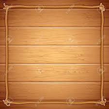quadro corda no template vector madeira para yuor texto royalty