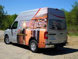 vehicle wraps floor and wall graphics serving new england