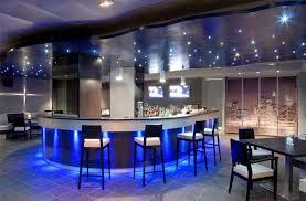 Coffee Shop Interior Design Ideas Modern Coffee Shop Interior Design With Blue Lighting Nytexas