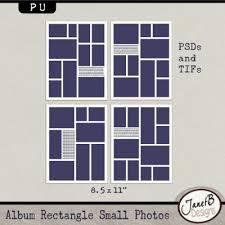grid layout for 8 5 x 11 iso 8 5x11 photo collage templates digishoptalk digital