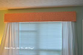 Window Treatment Pictures - valance cornice valance ideas window treatments with wood and