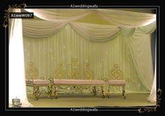 wedding backdrop uk royal style wedding stage backdrop design in uk for booking call